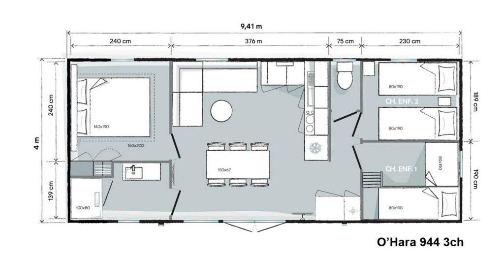 Gestaltung La Villa des Copains®