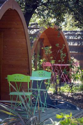 Naturnaher und familienfreundlicher Campingplatz an der Côte d'Azur