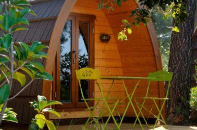 Campingplatz mit einer grossen Familie – Günstige und naturnahe Ferien