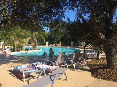 Camping Beheizte Schwimmbäder Badeplatz Ferien Familie