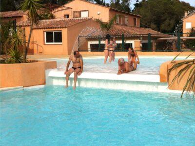 Wasserläufe Erholung Ferien Beheiztes Schwimmbad