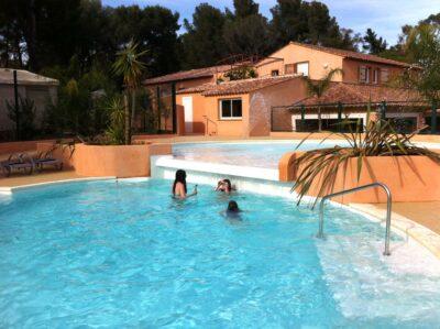 Aquabereich Ruhe Beheizter Pool Entspannung