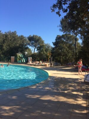 Provence Beheiztes Schwimmbad Entspannung Ferien Strand