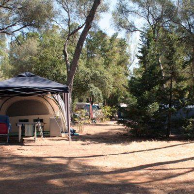 Zelte, Wohnwagen, Wohnmobile