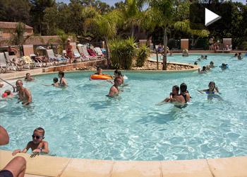 Camping Lavandou Beheizte Pools Ferien Familie