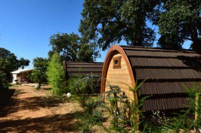 Mietobjekt: günstige Holzhütten für ungewöhnliche Ferien in Hyères