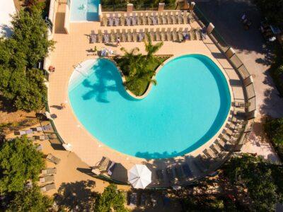La-Londe-les-Maures Wasserpark Beheiztes Schwimmbad