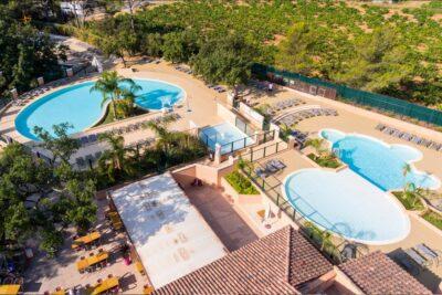 Goldene Inseln Aquakomplex Beheizte Schwimmbäder Ferien