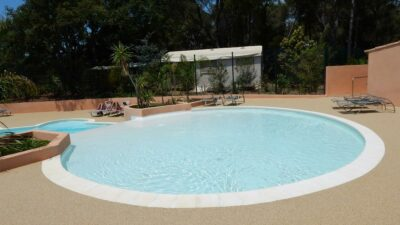 Camping Beheiztes Schwimmbad Solarium Entspannung Spa