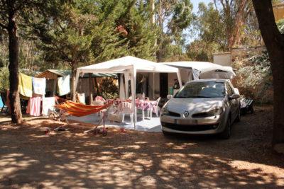 Camingplatz**** mit allem Komfort – Mietobjekt: Stellplätze für Zelte an der Côte d'Azur