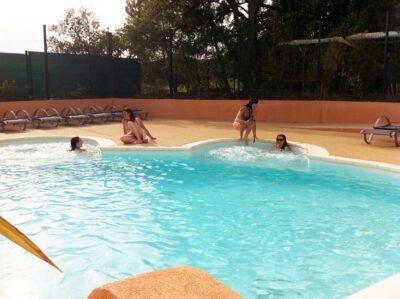 Vacance Solarium Spa Whirlpool beheizt