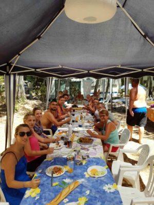 Familienfreundlicher und geselliger Campingplatz in Südfrankreich