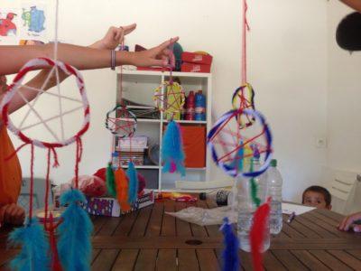Kreative Aktivitäten für Kinder in Hyères