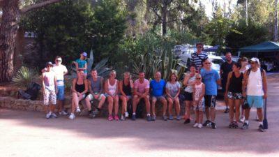 Porquerolles – Aktivitäten und Wandern mit der ganzen Familie – Tourismus und Campingplatz