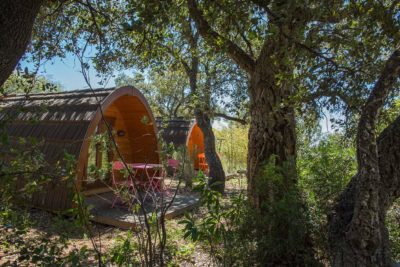 Campingplatz**** am Mittelmeer