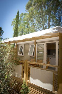 Hochwertiges Mobilhaus – Campingplatz**** bei den Inseln von Hyères