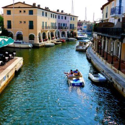 Port-Grimaud, das provenzalische Venedig