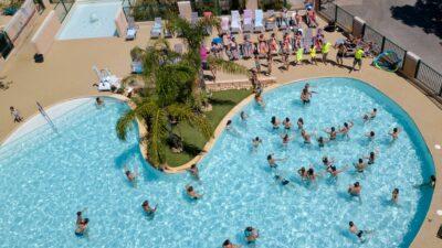 Lavandou Beheizte Pools Baden Ferien Entspannung
