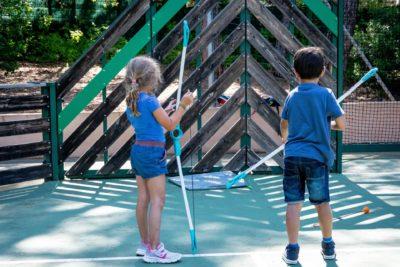 Familienfreundlicher Campingplatz mit Aktivitäten für Kinder und Ferien mit Freunden