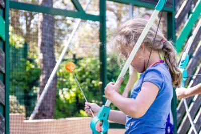 Aktivitäten für Kinder und Sport während der Ferien