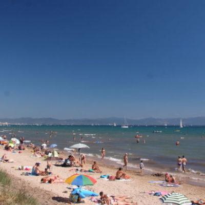 Strand La Badine (Hyères)