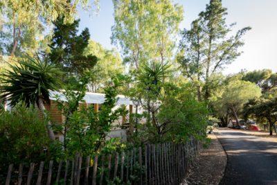 Naturnaher und umweltfreundlicher Campingplatz am Mittelmeer