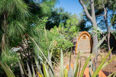 Holzhütten für ungewöhnliche Ferien zu einem tollen Preis