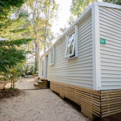 Vermietung Mobilhaus Avantage® mit Klimaanlage, 3 Schlafzimmer für 6 Personen