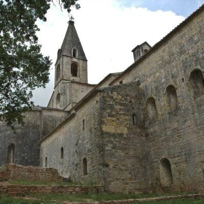 Die Abtei Le Thoronet