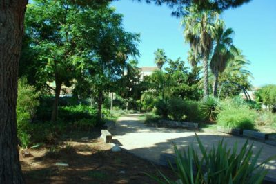 Naturnaher und schattiger Campingplatz im Grünen in La-Londe-les-Maures