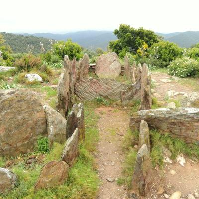Der Dolmen von Gaoutabry