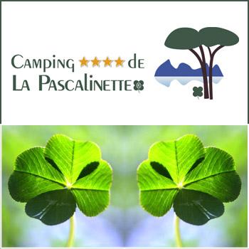 Das Logo vom Campingplatz