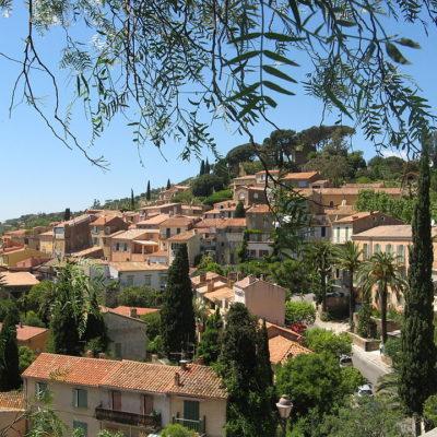 Bormes-les-Mimosas und der Camping****- Les Jardins de La Pascalinette®