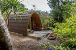 Ferien auf einem Campingplatz an der Côte d'Azur – grosse Familie