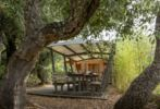 Preisgünstige Ferien für Gruppen auf einem Campingplatz in der Provence