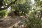 Holzhütten für naturnahe Ferien, ein neues Konzept auf einem Campingplatz an der Côte d'Azur