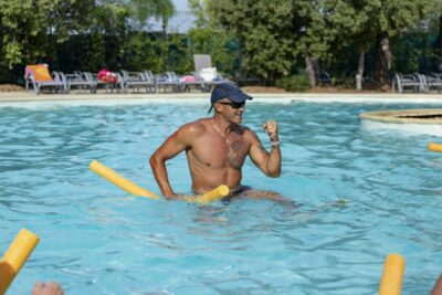 Camping Wasserpark Sport Ferien Entspannung