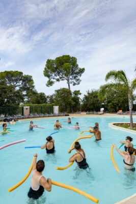 Schwimmbad Schwimmbad Aquagym Wasserpark