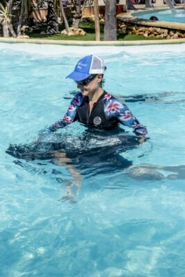 Lavandou Aquaraum Beheizter Pool Tauchen