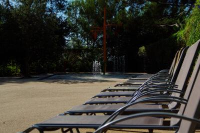 Lavandou Pool Entspannung Transat Ferien Sonne