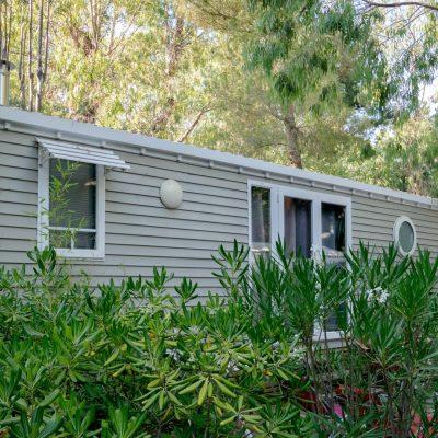 Vermietung Mobilhaus Avantage® mit Klimaanlage, 2 Schlafzimmer für 4 bis 6 Personen
