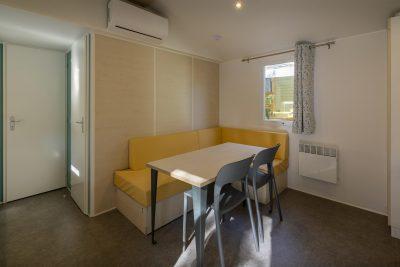 Ferien in einem sehr preisgünstigen Mobilhaus mit Klimaanlage und Komfort