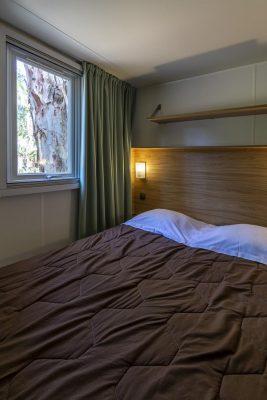 Ferien in einem Mobilhaus mit Klimaanlage in Hyères