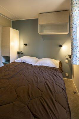 Familienferien in einem komfortablen und billigen Mobilhaus in Hyères
