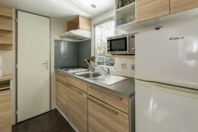 Mietobjekt: sehr preisgünstiges und komfortables Mobilhaus an der Côte d'Azur