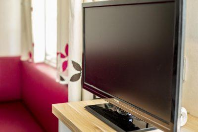 Mietobjekt: Mobilhaus Privilège der Luxusklasse mit Klimaanlage in Hyères