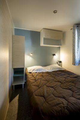 Hochwertiges und komfortables Mobilhaus in einem familienfreundlichen Campingplatz