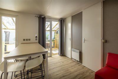 Mietobjekt: Mobilhaus mit Klimaanlage an der Côte d'Azur