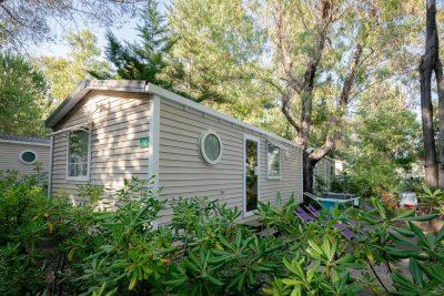 Mobilhaus mit Klimaanlage – preisgünstige und komfortable Ferien