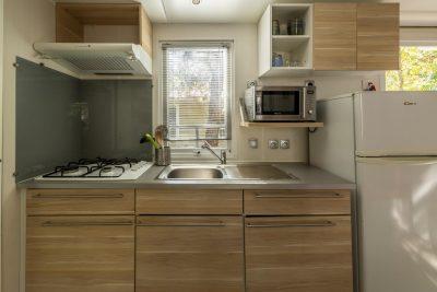 Mobilhaus mit Klimaanlage – komfortable Ferien für eine grosse Familie